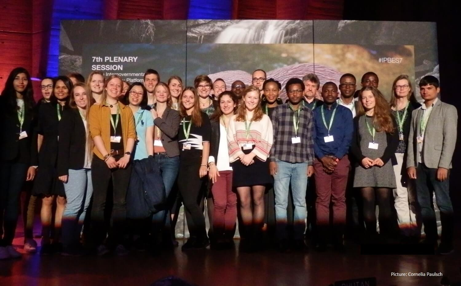 Diary: GCE At IPBES-7 (29-04-19 To 04-05-19)